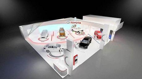 Nhung mau xe moi cua Toyota tai VMS 2016 - Anh 2