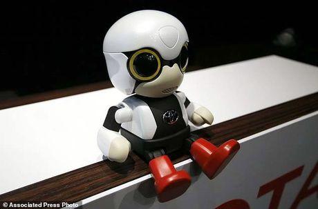 Robot mini danh cho phu nu khong con - Anh 1
