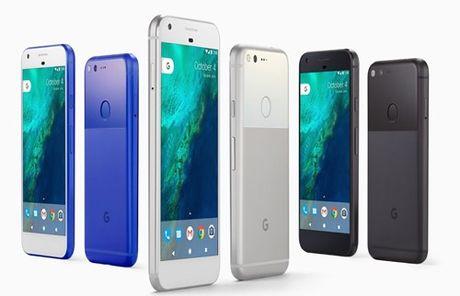 Google khai sinh smartphone Pixel - Anh 1