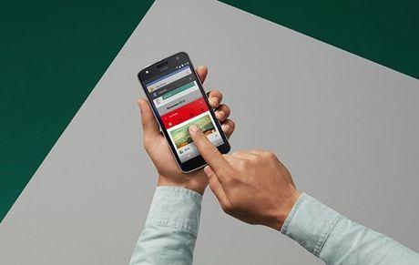Motorola cong bo danh sach smartphone duoc len Android 7 - Anh 1