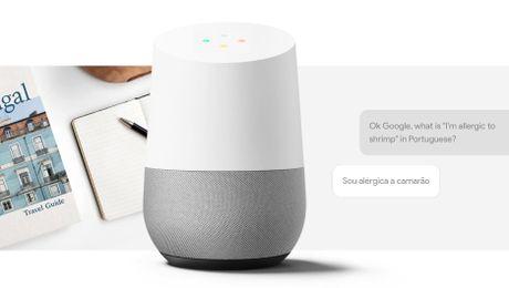 Google Assistant: tro ly ao cua Google canh tranh voi Siri va Cortana, co mat o 3 noi - Anh 1
