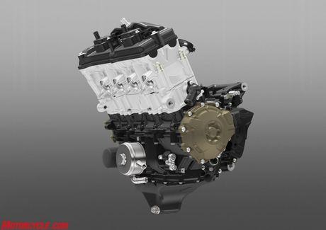 Honda ra mat CBR1000RR SP 2017 - chiec xe ma moi fan Honda deu them khat - Anh 8