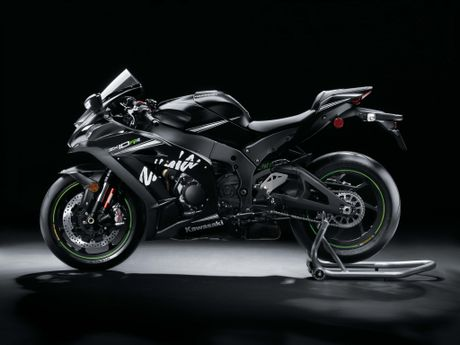 2017 Kawasaki Ninja ZX-10RR - hai chu RR voi nhieu khac biet, chi 500 chiec duoc san xuat - Anh 1