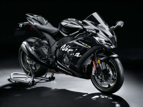 2017 Kawasaki Ninja ZX-10RR - hai chu RR voi nhieu khac biet, chi 500 chiec duoc san xuat - Anh 8