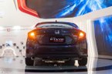 Honda Civic moi chinh thuc ra mat thi truong Viet Nam, thang 1/2017 ban, gia chua cong bo - Anh 19
