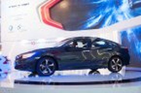Honda Civic moi chinh thuc ra mat thi truong Viet Nam, thang 1/2017 ban, gia chua cong bo - Anh 28