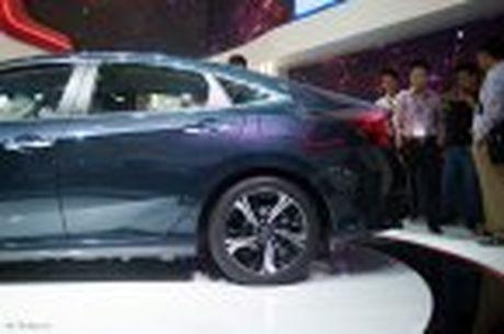 Honda Civic moi chinh thuc ra mat thi truong Viet Nam, thang 1/2017 ban, gia chua cong bo - Anh 29