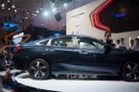 Honda Civic moi chinh thuc ra mat thi truong Viet Nam, thang 1/2017 ban, gia chua cong bo - Anh 33