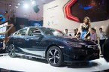 Honda Civic moi chinh thuc ra mat thi truong Viet Nam, thang 1/2017 ban, gia chua cong bo - Anh 34