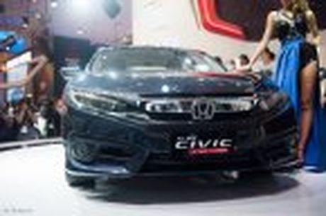 Honda Civic moi chinh thuc ra mat thi truong Viet Nam, thang 1/2017 ban, gia chua cong bo - Anh 35