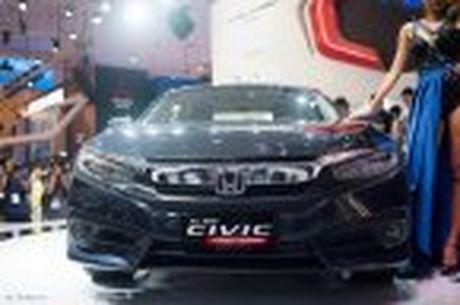 Honda Civic moi chinh thuc ra mat thi truong Viet Nam, thang 1/2017 ban, gia chua cong bo - Anh 36