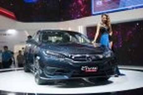 Honda Civic moi chinh thuc ra mat thi truong Viet Nam, thang 1/2017 ban, gia chua cong bo - Anh 37