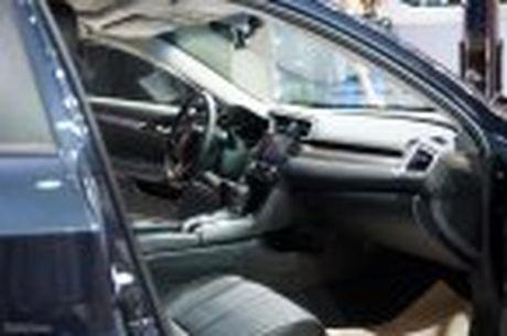 Honda Civic moi chinh thuc ra mat thi truong Viet Nam, thang 1/2017 ban, gia chua cong bo - Anh 45