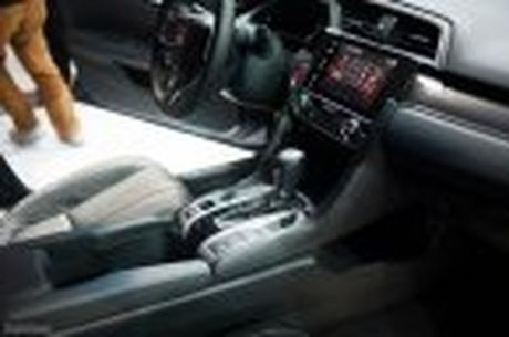 Honda Civic moi chinh thuc ra mat thi truong Viet Nam, thang 1/2017 ban, gia chua cong bo - Anh 47
