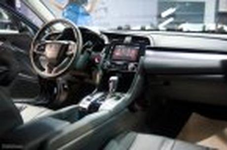 Honda Civic moi chinh thuc ra mat thi truong Viet Nam, thang 1/2017 ban, gia chua cong bo - Anh 48