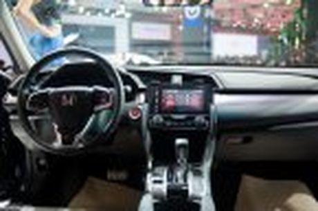 Honda Civic moi chinh thuc ra mat thi truong Viet Nam, thang 1/2017 ban, gia chua cong bo - Anh 55