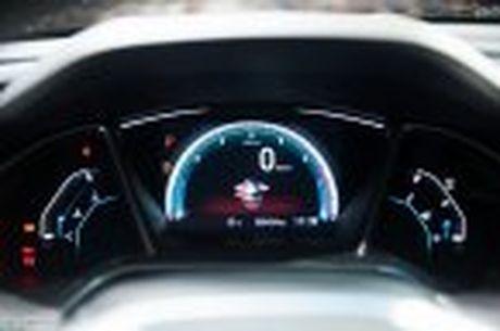 Honda Civic moi chinh thuc ra mat thi truong Viet Nam, thang 1/2017 ban, gia chua cong bo - Anh 65