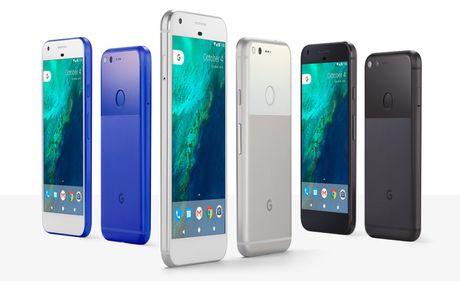 Google Pixel va Pixel XL: Tuyet tac cong nghe moi mang thuong hieu Google - Anh 1