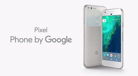 Google Pixel va Pixel XL: Tuyet tac cong nghe moi mang thuong hieu Google - Anh 2