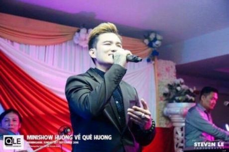Lam Chan Huy manh tay sam do cho MV moi - Anh 1