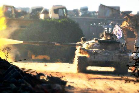 Syria: Quan chinh phu duy tri uu the truoc khung bo o bac Aleppo - Anh 1