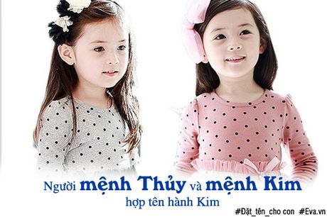 Dat ten cho con gai hop menh theo Ngu hanh - Anh 2