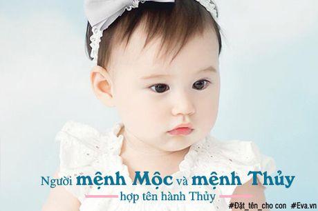 Dat ten cho con gai hop menh theo Ngu hanh - Anh 5