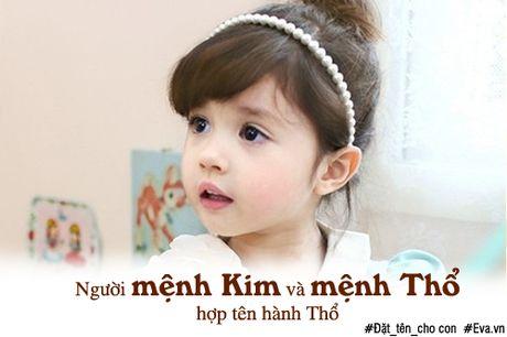 Dat ten cho con gai hop menh theo Ngu hanh - Anh 6