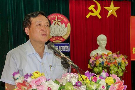 Chanh an TANDTC Nguyen Hoa Binh: Phai mang lai loi ich tot nhat cho nhan dan - Anh 1