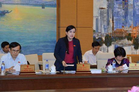 Ba Nguyen Thanh Hai: Co hien tuong 'ne' kien nghi can giai quyet cua cu tri - Anh 1