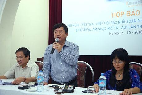 30 quoc gia tham du festival – hoi nghi Hiep hoi cac nha soan nhac Chau A Thai Binh Duong - Anh 1