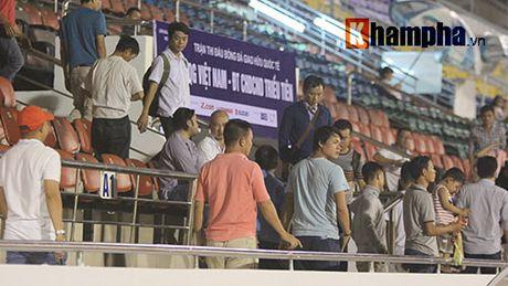 "Trieu Tien ""giau bai"" o buoi tap truoc tran gap DT Viet Nam - Anh 3"