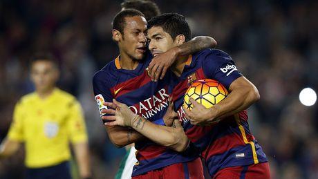 Barcelona chot xong hop dong voi Neymar - Anh 1