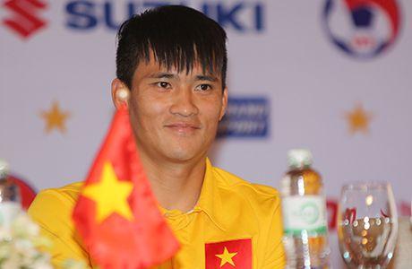 Le Cong Vinh: 'Tuyen Viet Nam hien nay rat dang xem' - Anh 1