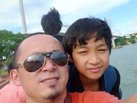 Nhac si Quoc Trung chi viet tam thu gui vo cu - khi Thanh Lam... co ban trai! - Anh 2
