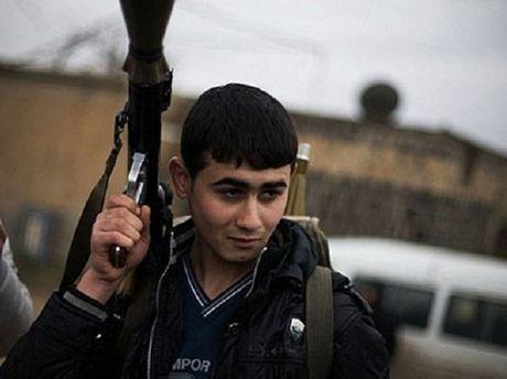 Dau da noi bo quy mo lon giua FSA va IS o Syria - Anh 1