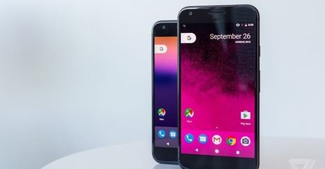 Google gioi thieu smartphone co thiet ke nhu iPhone nhung camera an tuong hon - Anh 1
