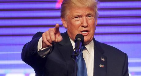 "Tiet lo ho so ""lum xum"" ve thue cua ong Donald Trump - Anh 1"