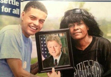 Con roi tin don voi gai mai dam cua Bill Clinton doi xet nghiem ADN - Anh 2