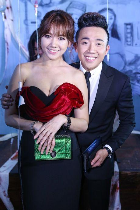 Su that viec Vy Oanh va Tran Thanh than thiet tro lai sau scandal 'boc me' Hari Won - Anh 3