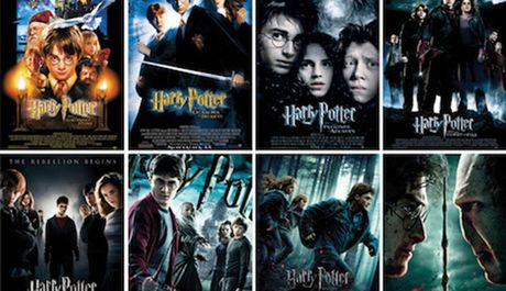 "Sau nua thap ky, loat phim ""Harry Potter"" da tro lai! - Anh 2"