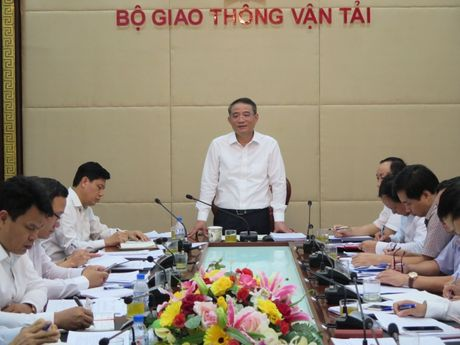 Day nhanh cong tac thanh quyet toan cac du an BOT - Anh 1
