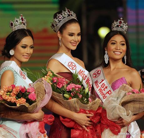 Hoa hau The gioi Philippines nhan sac noi bat - Anh 3