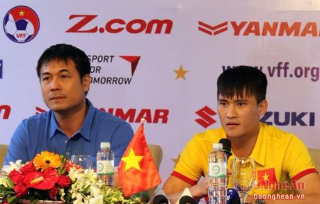 Tien dao Le Cong Vinh: 'Lua cau thu hien tai tuong duong doi tuyen vo dich AFF Cup 2008' - Anh 1