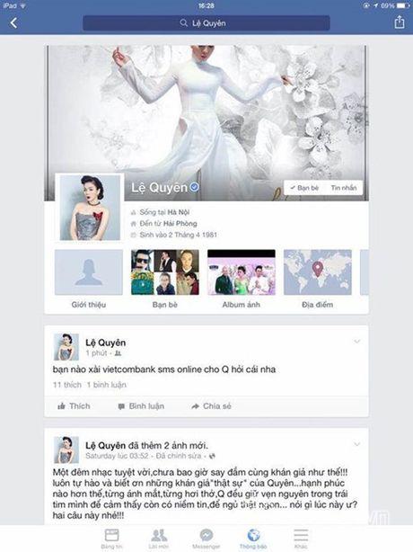 Soc: Facebook cua Pham Huong da bi fan 'chiem doat'! - Anh 3