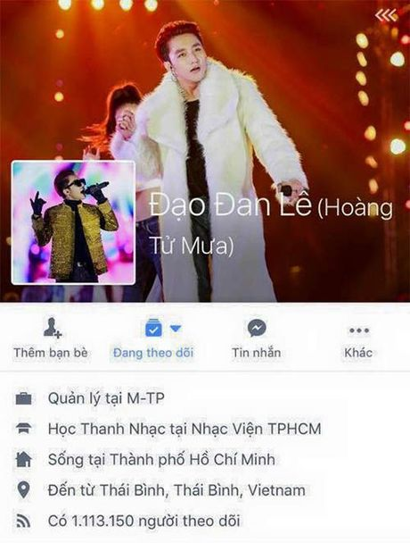 Soc: Facebook cua Pham Huong da bi fan 'chiem doat'! - Anh 4