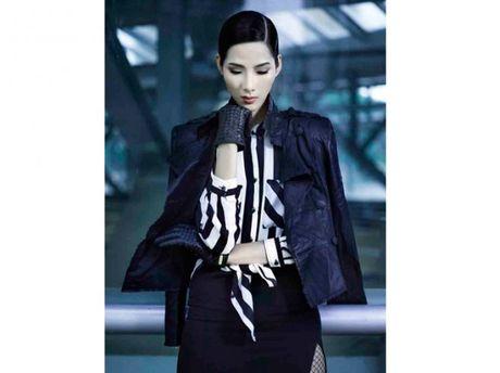 Hop tac voi cac nha thiet ke hang dau viet nam - top 3 Miss Ngoi Sao Thoi Trang 360mobi se lot xac? - Anh 16