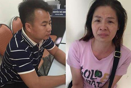 Ha Noi: Lam ro nhom nguoi Trung Quoc gay ra hang loat vu lua dao - Anh 1