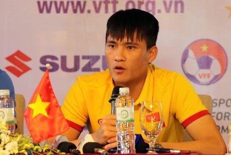 Giao huu DTVN - CHDCND Trieu Tien: Cong Phuong duoc dam bao 'suat cung'? - Anh 3