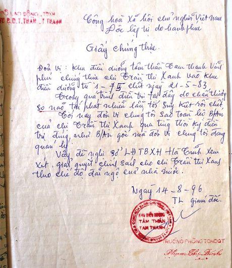 Ha Tinh: De nghi cong nhan Liet sy cho nu thanh nien xung phong hi sinh 33 nam - Anh 2